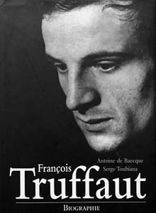 Cover der Biografie über François Truffaut